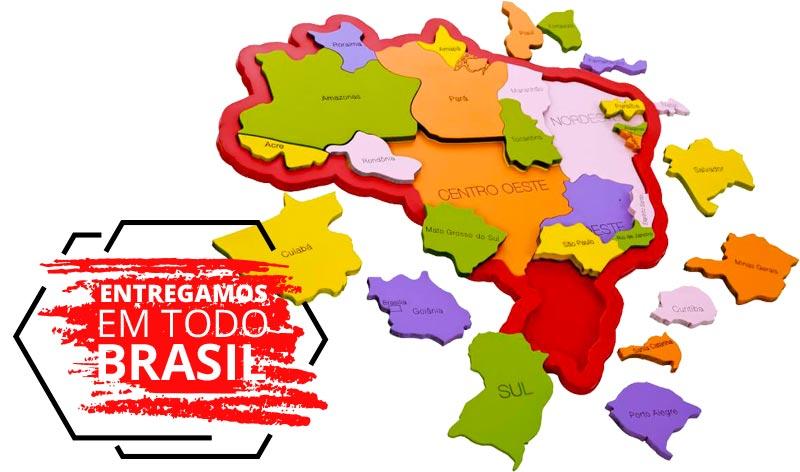 Tapete e Tatame EVA em todo Brasil