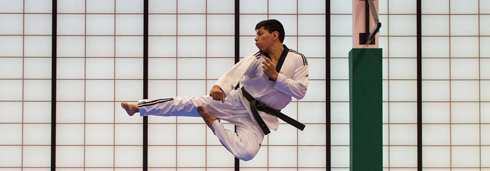 arte marcial para perder peso