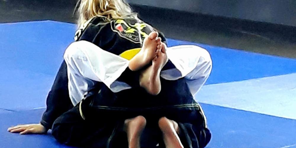 benefícios do jiu jitsu