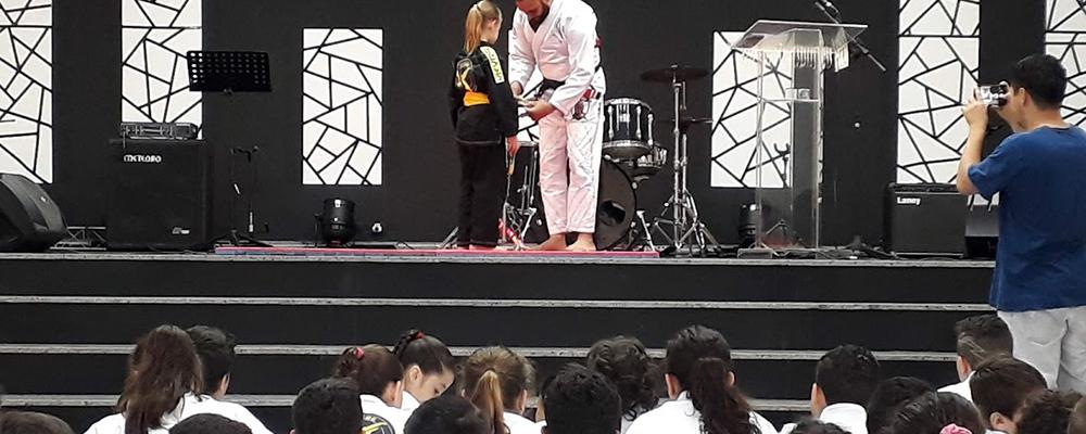 jiu jitsu infantil