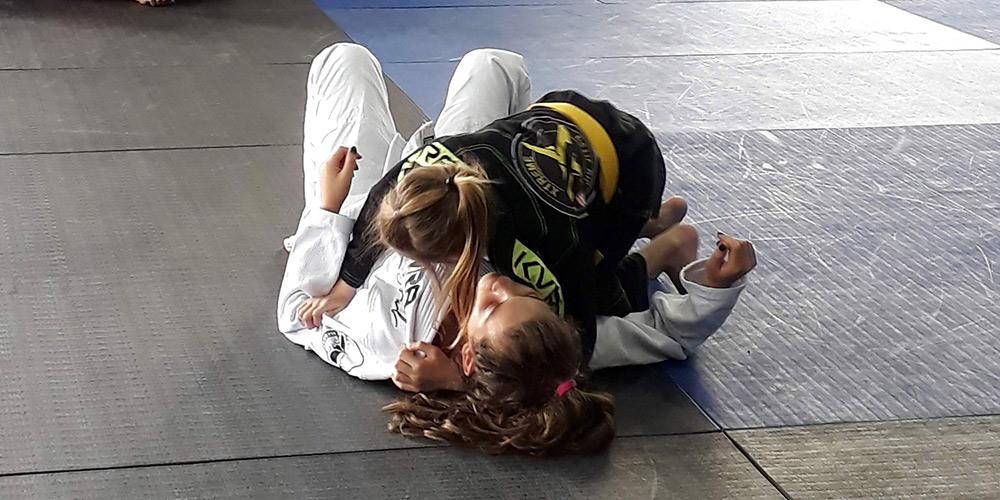 jiu-jitsu e autismo