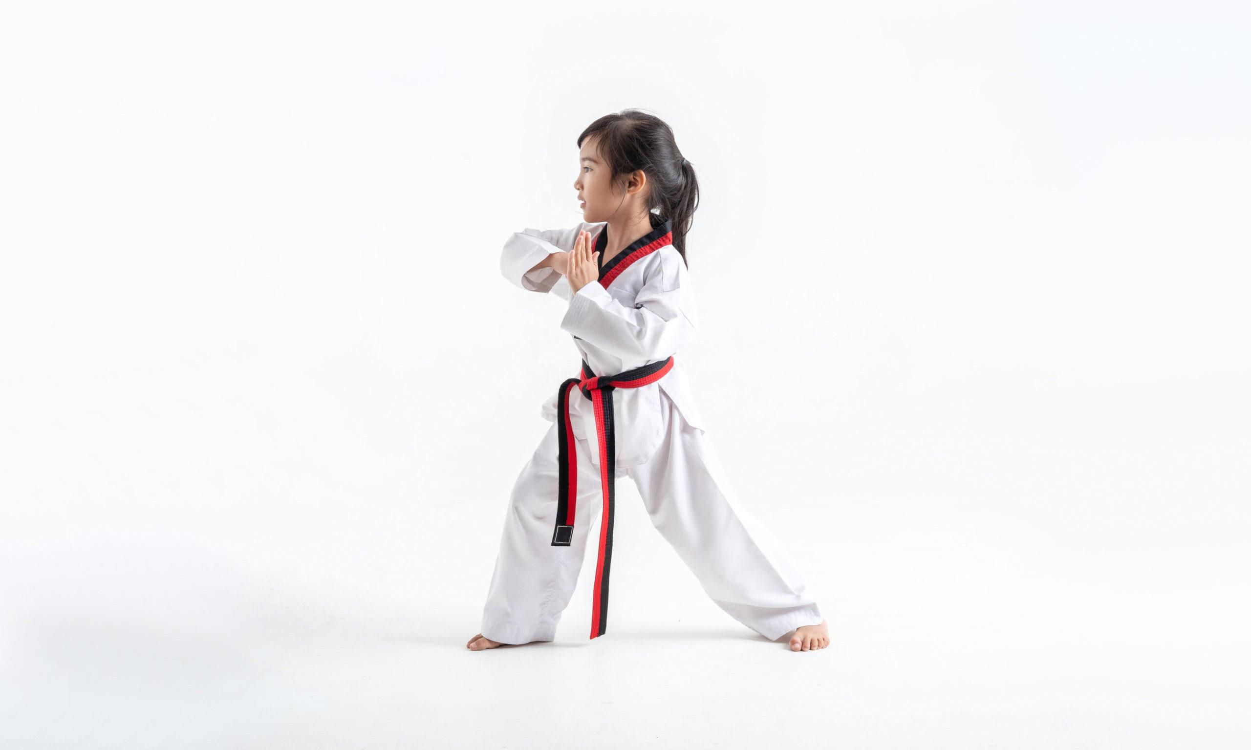 O que as crianças aprendem com artes marciais?